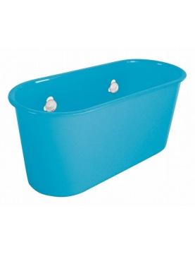 Panier à ventouse Color Turquoise