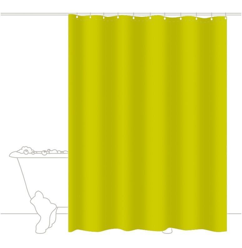 Rideau de douche COLOR Anis (Anis)