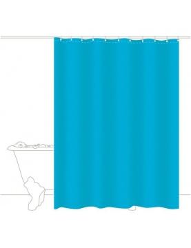 Rideau de douche COLOR Turquoise