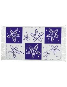 Tap Sea Star 60x100 Bleu