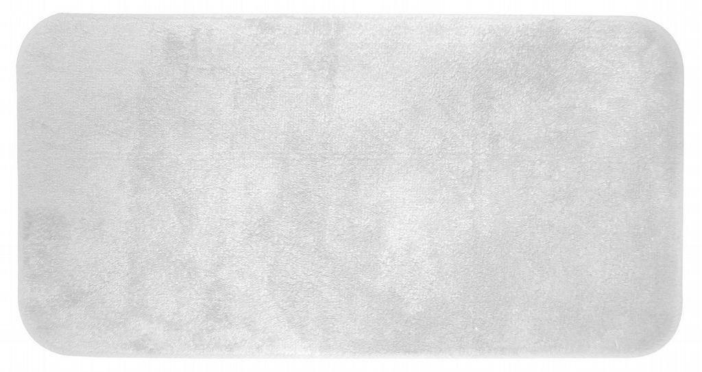 Tapis de bain Trendy grand format Blanc (Blanc)