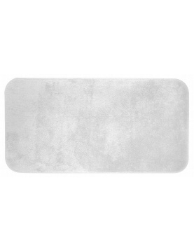 Tapis de bain Trendy grand format Blanc