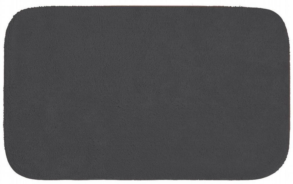 Tapis de bain Trendy grand format Anthracite (Anthracite)
