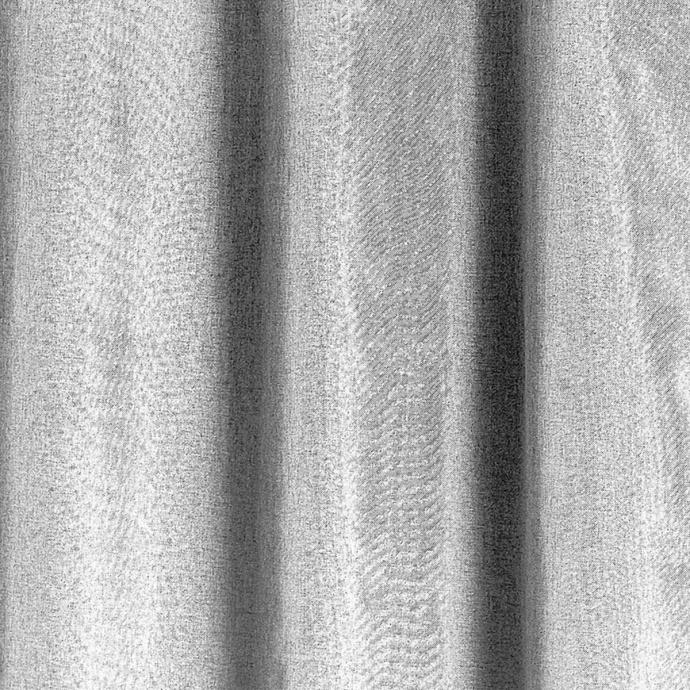 Doublure 100% occultante et thermique à velcro (Argent)