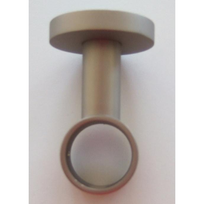 Support Plafond Nickel Matt diam 28mm (Nickel)