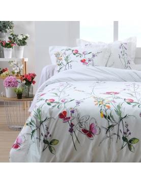 Parure de lit bucolique et champêtre