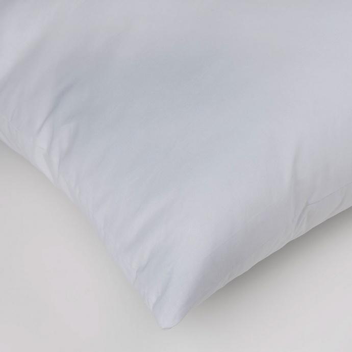 Oreiller Microfibre 500 gr Forme Rectangle (Blanc)