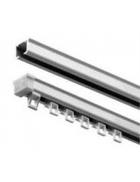 Tringle Rail Plafond Blanc