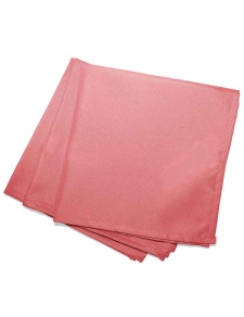 Lot de 3 Serviettes de Table Unies