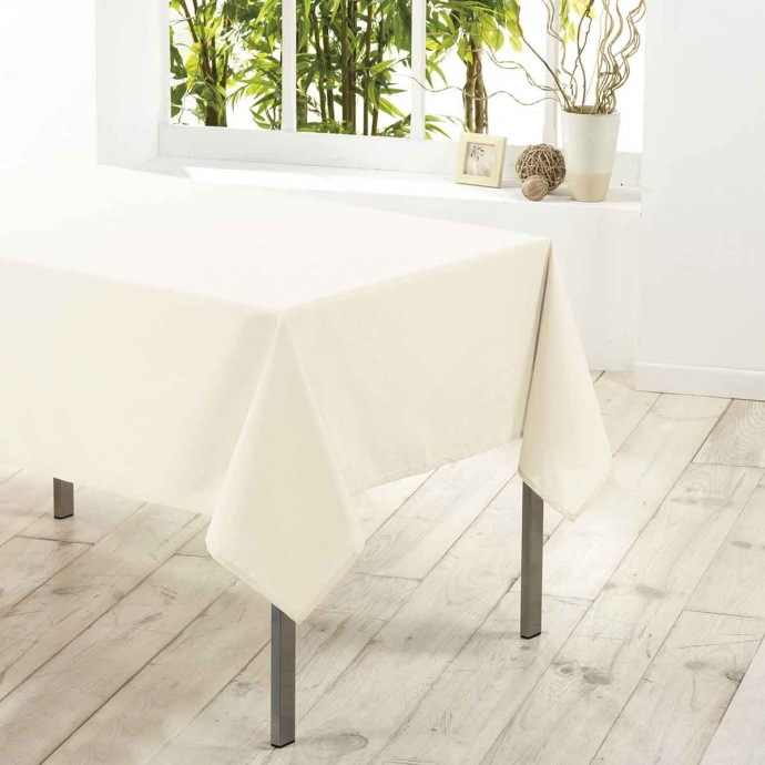 Nappe Carrée Unie  (Naturel)