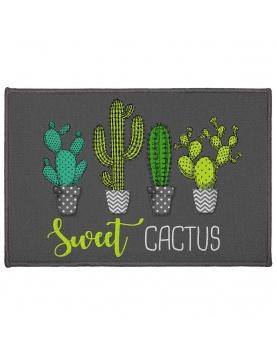 Tapis Décoratif Tendance Cactus