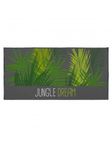Tapis Décoratif Tendance Jungle
