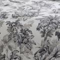 Parure de draps 3 pièces esprit savane (Blanc)