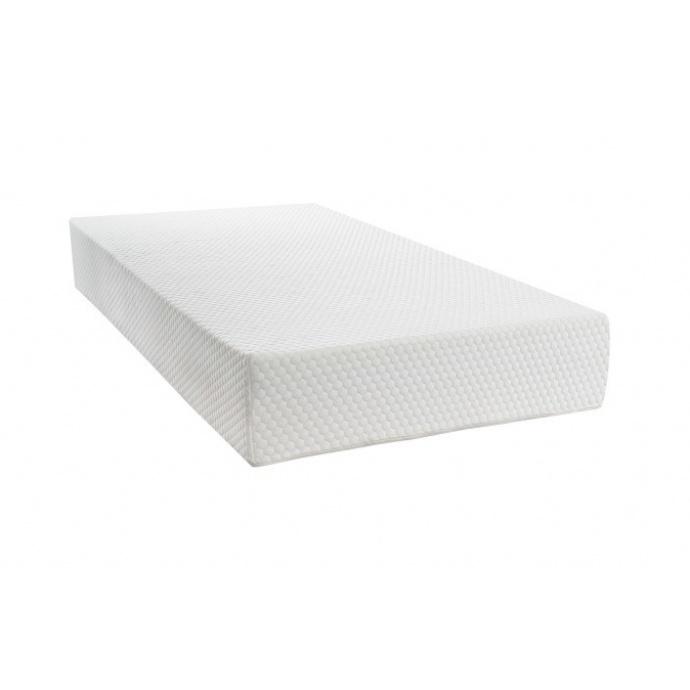 Matelas à Mémoire de Forme Ice-Touch (Blanc)