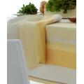 Serviette de Table Jacquard  (Soleil)