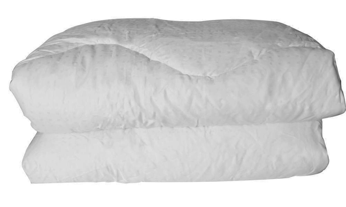 Couette Enveloppe Coton Protection (Blanc)