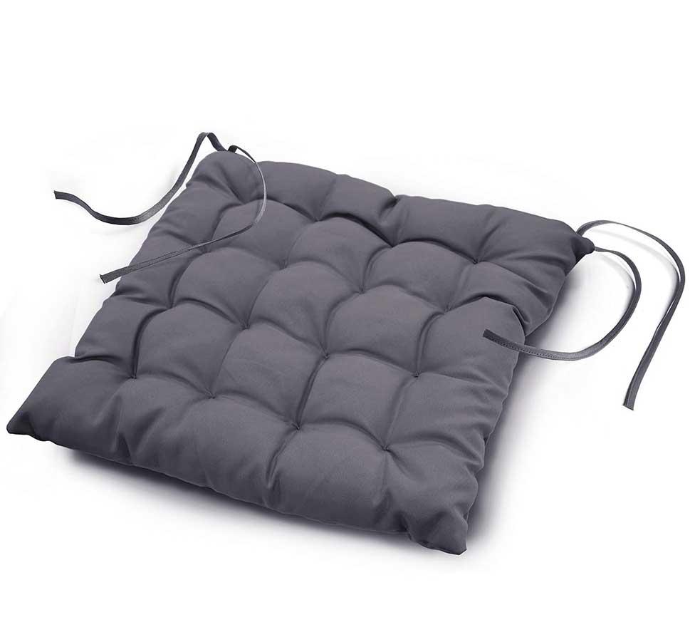 coussin de chaise matelass beton indigo corail menthe homemaison vente en ligne. Black Bedroom Furniture Sets. Home Design Ideas