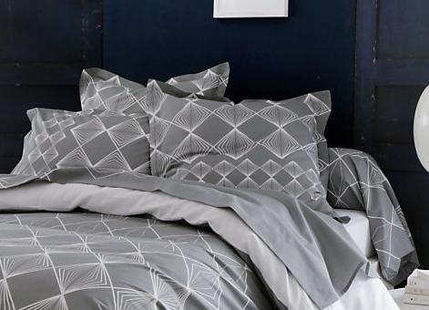 housse de traversin forever gris homemaison vente en ligne housses de traversins. Black Bedroom Furniture Sets. Home Design Ideas
