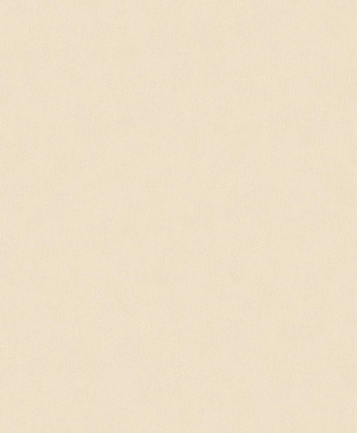 Papier Peint Uni en Intissé (Ecru)
