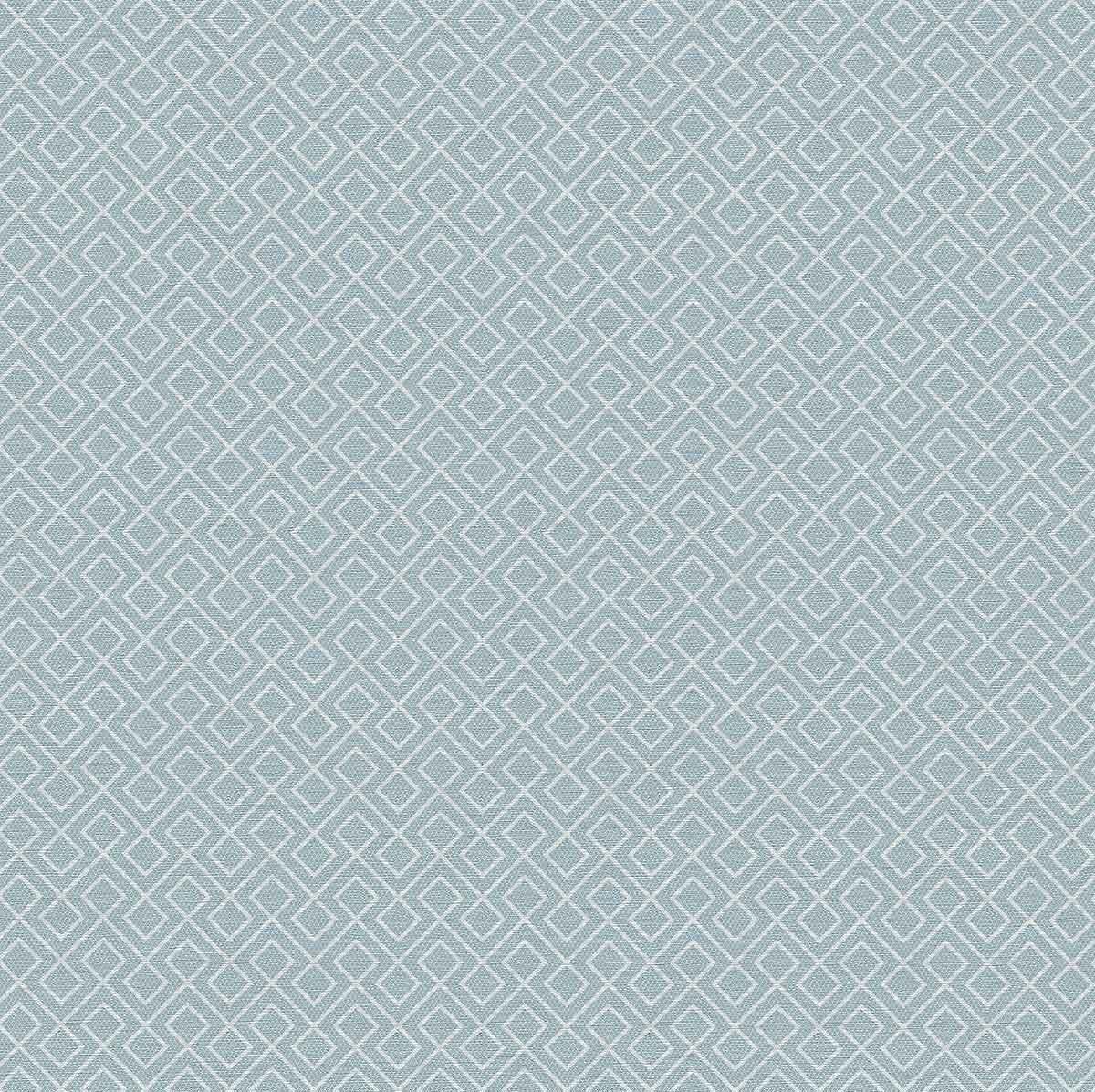Papier Peint Décoratif et Graphique - Bleu - 10 ml x 0,53 m