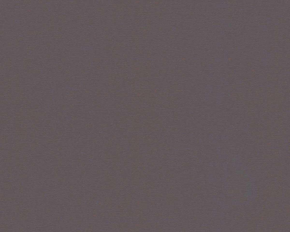 Papier Peint Uni légèrement Tramé - Brun - 10 ml x 0,53 m