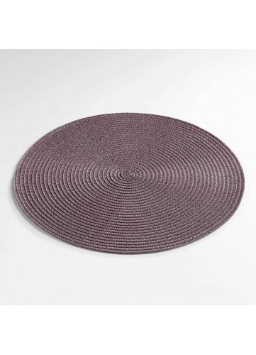 Set de Table Rond et Coloré - Choco - 35 cm