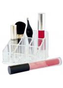 Rangement à Maquillage Transparent
