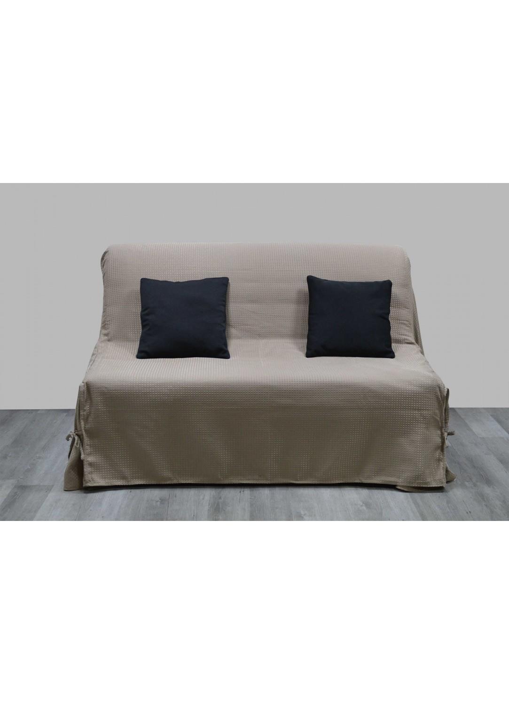 housse de bz fantaisie taupe homemaison vente en ligne housse de bz. Black Bedroom Furniture Sets. Home Design Ideas