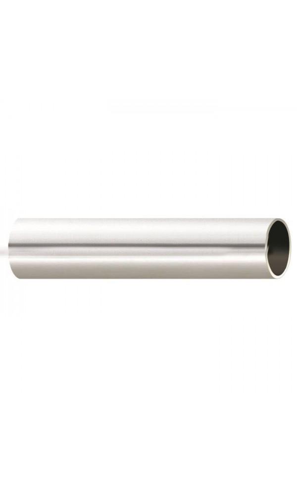 Tube Nu Chromé 2 m