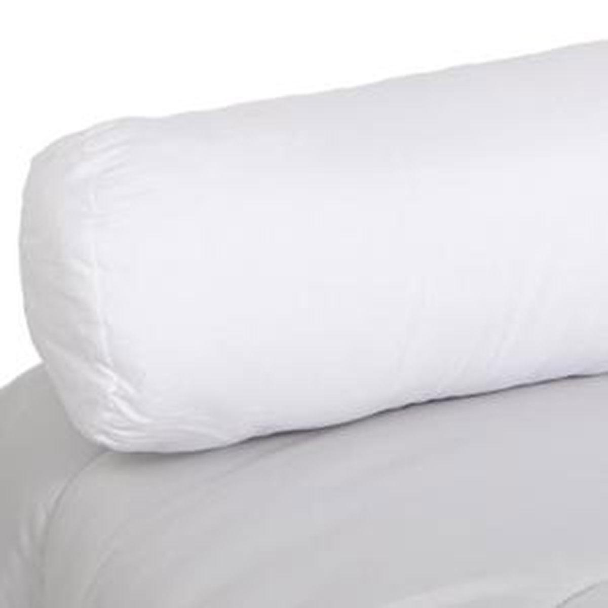 traversin en bambou blanc homemaison vente en ligne oreillers traversins. Black Bedroom Furniture Sets. Home Design Ideas