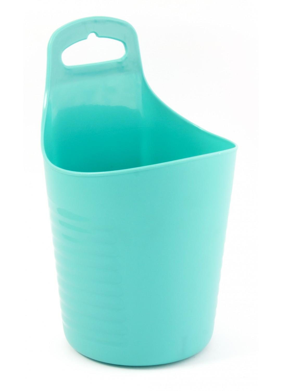 Panier à Accrocher  (Turquoise)