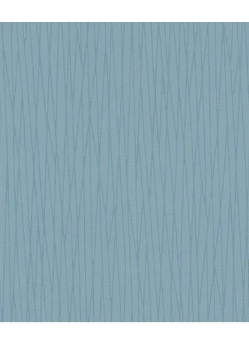 Papier peint à effet Paille - Bleu - 10 m x 0,53 m