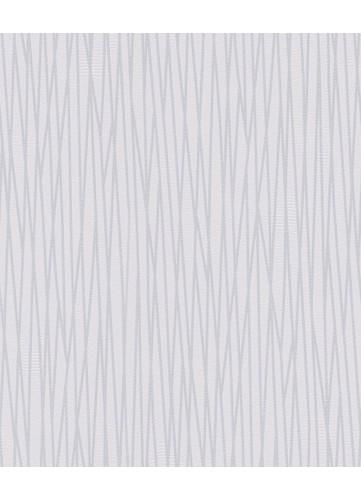 Papier peint à effet Paille - Gris - 10 m x 0,53 m