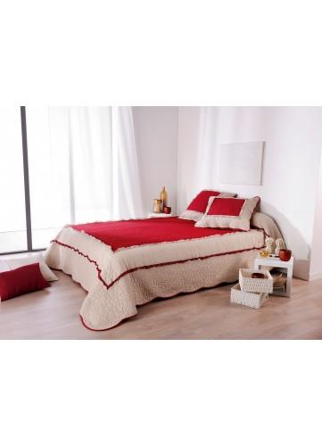 couvre lit home maison tritoo. Black Bedroom Furniture Sets. Home Design Ideas