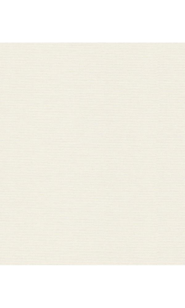 Papier peint uni à l'aspect Tissé - BEIGE CRAIE - 10 m x 0,53 m