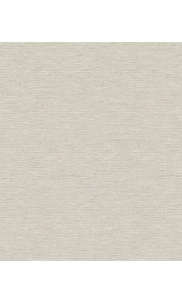 Papier peint uni à l'aspect Tissé - GRIS MASTIC - 10 m x 0,53 m