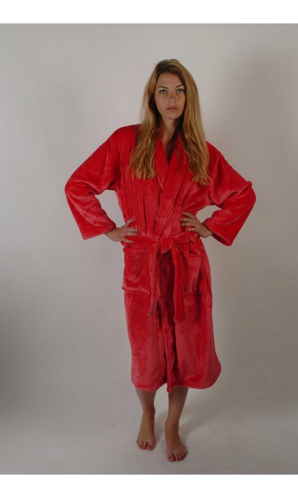 peignoirs rouges homebain vente peignoirs rouges pas cher. Black Bedroom Furniture Sets. Home Design Ideas