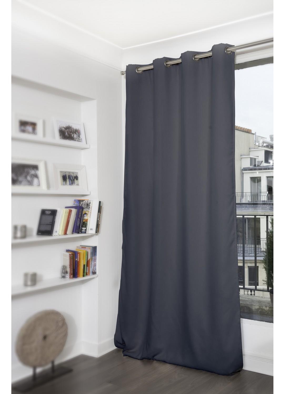 rideau moondream anti acarien anthracite p lican bordeaux ecru poivre homemaison. Black Bedroom Furniture Sets. Home Design Ideas