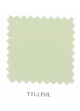 Drap percale 280 x 325 cm uni  Tilleul