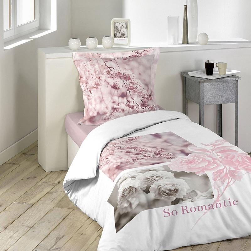 parure de lit so romantic sans homemaison vente en ligne parures de lit. Black Bedroom Furniture Sets. Home Design Ideas