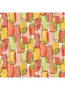 Tissu obscurcissant inspiration vitrail