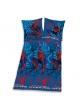 Parure 140 x 200 cm Spiderman 6 allover Bleu