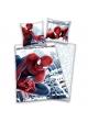 Parure 140 x 200 cm Spiderman 2 The Amazing Bleu