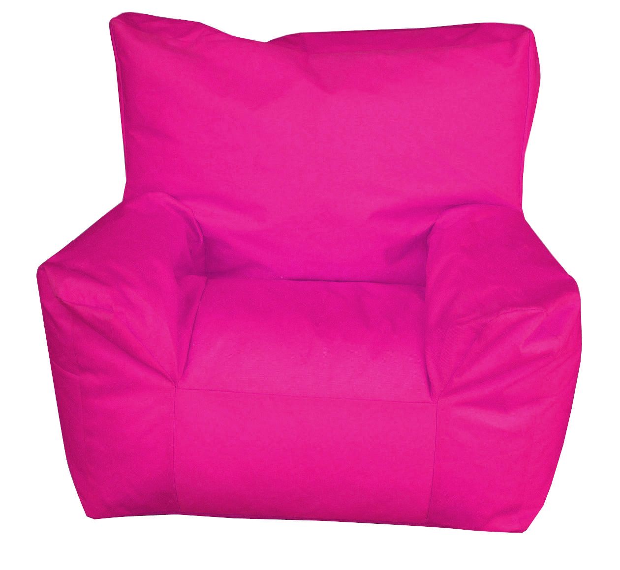 pouf fauteuil enfant fuchsia achat poufs fauteuils. Black Bedroom Furniture Sets. Home Design Ideas