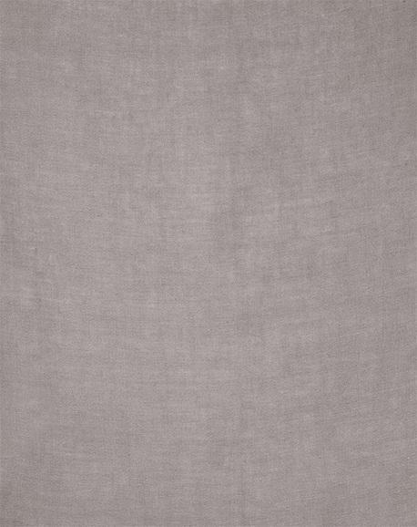 Tissu 100% Lin - Gris clair - 2.9 m