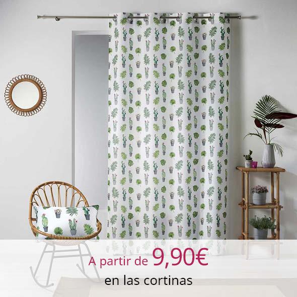 + de cortinas