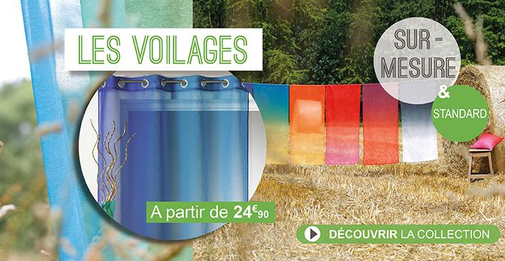 Voilages 2015