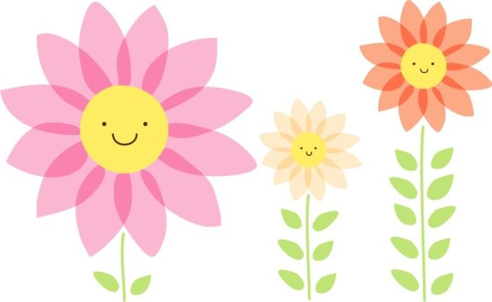 Imagenes De Flores Infantiles