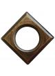 Rideau en Jacquard Réversible à Motifs Design