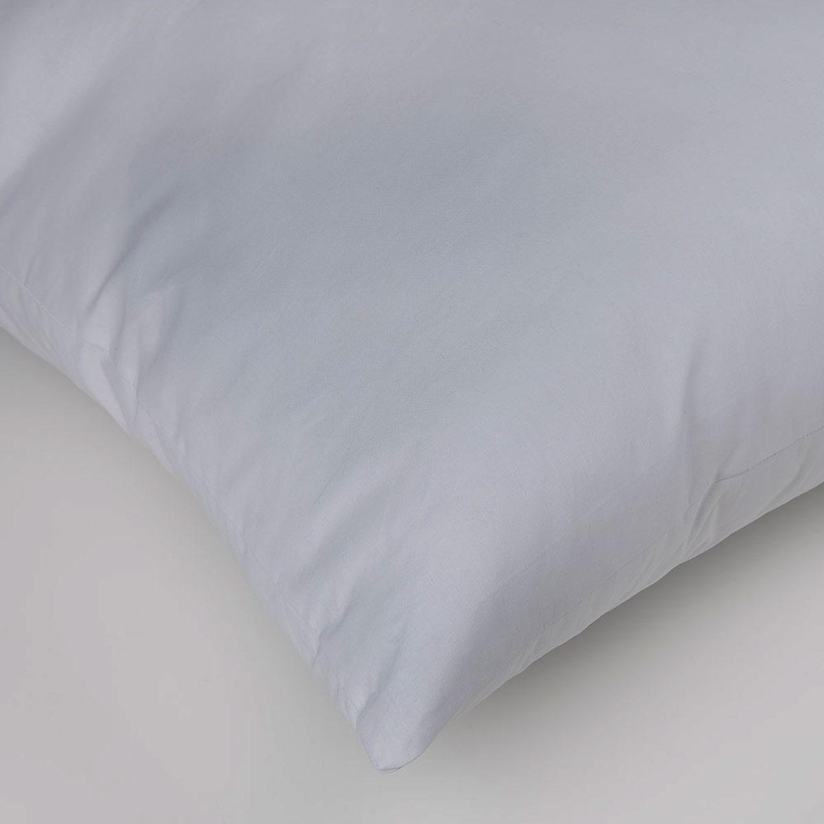 Oreiller Carré Ferme et Confort (Blanc)